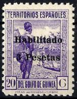 Guinea Española Nº 267 En Nuevo - Guinea Española