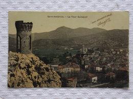SAINT-AMBROIX - La Tour Guisquet - CPA - CP - Carte Postale - Saint-Ambroix