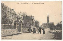 22 - PLOUHA - Rue De La Croix De Mission - Barat 1105 - Plouha