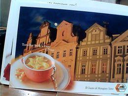 PRAGA  DITTA FERRARINI REGGIO EMILIA RICETTA TORTELLINI STELLE E LUNE  N2000   GN21751 - Ricette Di Cucina