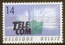 BELGIE 1991 * Nr 2427 * Postfris - Belgique