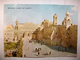 Carte Postal Palestine - Cisjordanie - Bethlehem,Church Of Nativity   (Couleur Non Circulée ) - Palestine