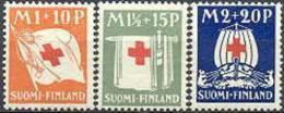 Finland 1930  Rode Kruis Serie PF-MNH-NEUF - Finland