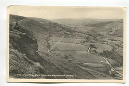 Howy Valley From Mountain Above Pochin Colliery - Wales