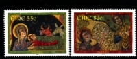 IRELAND/EIRE - 2009  CHRISTMAS  SET  MINT NH - 1949-... Repubblica D'Irlanda