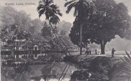 CEYLON -KANDY LAKE - Sri Lanka (Ceylon)