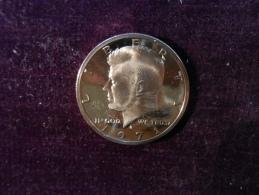 1971-S Proof Kennedy Half Dollar - Émissions Fédérales