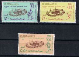 Somalie Y/T  220 / 222 (**) - Somalie (1960-...)
