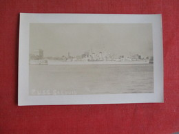 RPPC  U.S.S. St Louis. Ref 2841 - Krieg