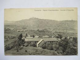 MADAGASCAR  - TANANARIVE  -    HOPITAL  D ' ISOAVINANDRIANA    .....   TTB - Madagascar
