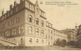 NIVELLES : Institut Enfant Jésus - Ecole Normale - Vue Générale - Nivelles