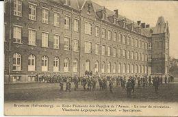 Brusthem (Safraenberg) Vlaamsche Legerpupillen School Speelplaats  (7432) - Sint-Truiden