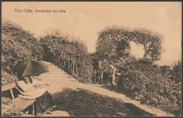 The Cliffs, Southend-on-Sea, Essex, 1914 - AHJ Series Postcard - Southend, Westcliff & Leigh