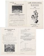 Ohain  1959 - Programs