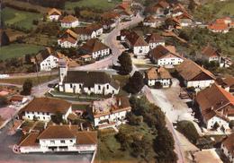 25 - Belleherbe : Vue Aérienne Sur Le Centre - CPM écrite - Andere Gemeenten