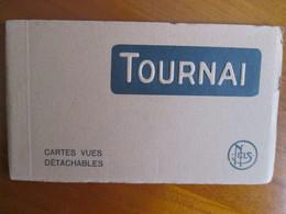 CARNET TOURNAI - Tournai