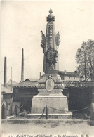 10.PAGNY-SUR-MOSELLE . LE MONUMENT . NON ECRITE - Other Municipalities