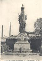 10.PAGNY-SUR-MOSELLE . LE MONUMENT . NON ECRITE - France