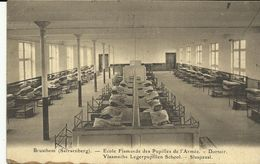 Safraenberg Vlaamsche Leger Pupillen School Slaapzaal (7439) - Sint-Truiden