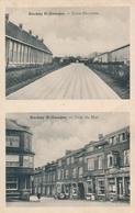 Stockay Saint-Georges - Ecole Moyenne & Coin Du Mur - Saint-Georges-sur-Meuse