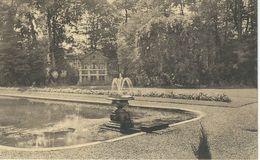 Chateau De RONGY : Miroir D'eau Et Pavillon - RARE CPA - Cachet De La Poste 1932 - Brunehaut