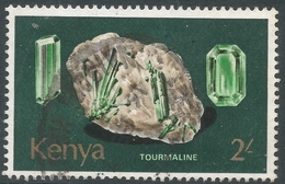 Kenya. 1977 Minerals. 2/- Used. SG 116 - Kenya (1963-...)