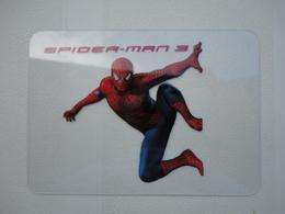 Spiderman 3 - 4 Lamincard - Edibas - 2007 - Altri