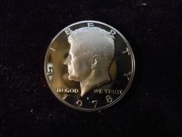 1978-S Proof Kennedy Half Dollar - Émissions Fédérales