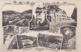 PERNITZ (NÖ) - Mehrbilderkarte Ungel.191?, Seltene Schöne Karte, Gute Erhaltung - Pernitz