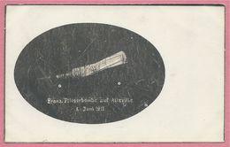 57 - TARQUIMPOL - ALTEVILLE - Carte Photo - Franz. Fliegerbombe - Guerre 14/18 - France