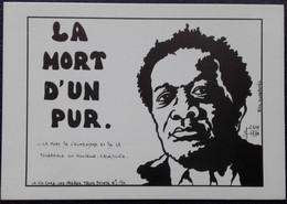 """CP Lardie - LA MORT D'UN PUR. Tolérence En Nouvelle Calédonie - Série """"La Vie Chez Les Frères Trois Points"""" N° 134 - Nouvelle Calédonie"""