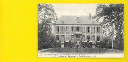 SENEFONTAINE SAINT MARTIN LE NOEUD Château De Flambermont (LL) Oise (60) - France