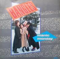 BANGLES 45 Giri Del 1985 MANIC MONDAY / IN A DIFFERENT LIGHT   -  CBS 6796 - Disco, Pop