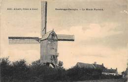 Roesbrugge-Haringe - Le Moulin Fland - Molen - Windmill - Uit. Allaert. - Belgique