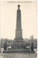 GERBEVILLER . MONUMENT AUX VICTIMES CIVILES . NON ECRITE - Gerbeviller