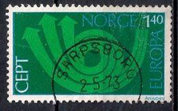 Norway 1973 - EUROPA STAMPS - Usados