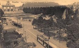 Bruxelles  Brussel   Port De Terveuren Et Arcade Monumentale Du Cinquantenaire   Tram       I 2795 - Monuments, édifices