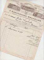 Fabrique De Plumes (écriture, Encre)  1913 - Printing & Stationeries