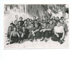Groupe De Skieurs - Cartes Postales