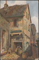 Künstler Hapke - Malerische Winkel Aus Dem Alten Essen, 1921 - Weber AK - Essen
