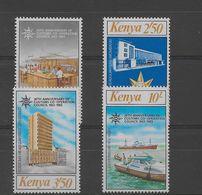 Serie De Kenia Nº Yvert 260/63 (**). - Kenya (1963-...)
