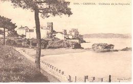 (06) Alpes Maritime - CPA - Cannes - Château De La Napoule - Cannes