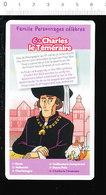 Charles Le Téméraire Duc De Bourgogne Moyen-âge Collier Ordre Bourguignon De La Toison D'or Histoire France IM 142/2 - Vieux Papiers