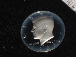 1983-S Proof Kennedy Half Dollar - Émissions Fédérales