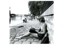 Paris : La Dactylo Du Vert Galant Par Doisneau (1947) - Doisneau