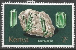 Kenya. 1977 Minerals. 2/- MH. SG 116 - Kenya (1963-...)