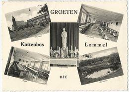 _6Rm-106: GROETEN UIT KATTEBOS LOMMEL - Lommel