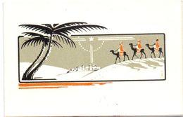 Kalender Calendrier 1950 - Devotie -  3 Koningen - Calendriers