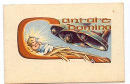 Kalender Calendrier 1949 - Devotie -  Cantate Domino - Calendriers