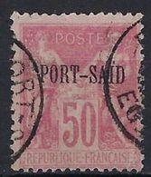 ⭐ Port Saïd - YT N° 14 - Oblitéré - 1899 ⭐ - Usati